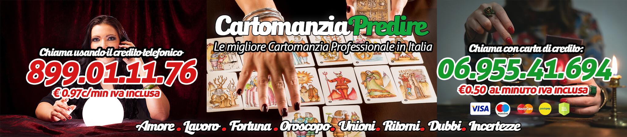 Cartomanzia Predire